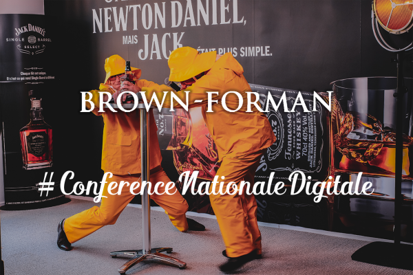 Conférence nationale Brown Forman