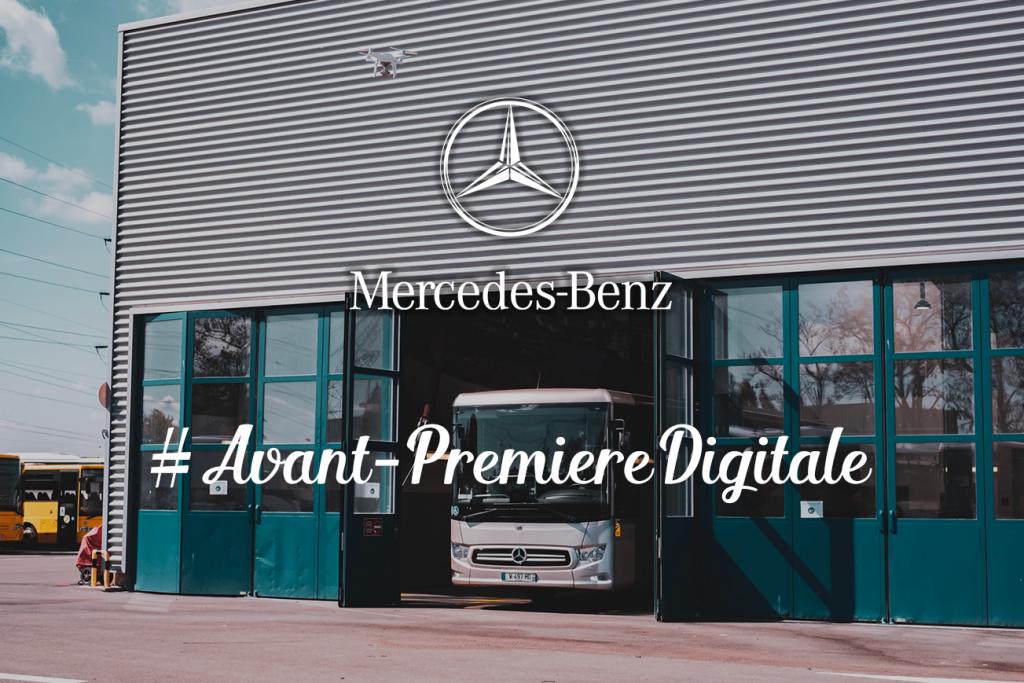 Evenement digital - Daimler