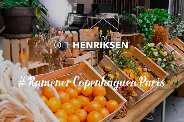 Ole Henrinkssen - Événement