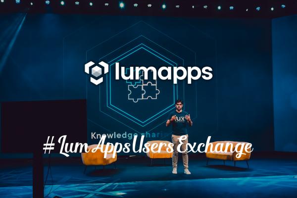 LumApps - Événement