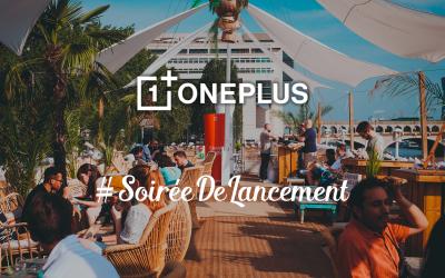 OnePlus - Événement