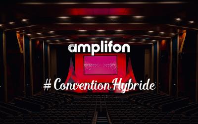 Convention hybride - Amplifon